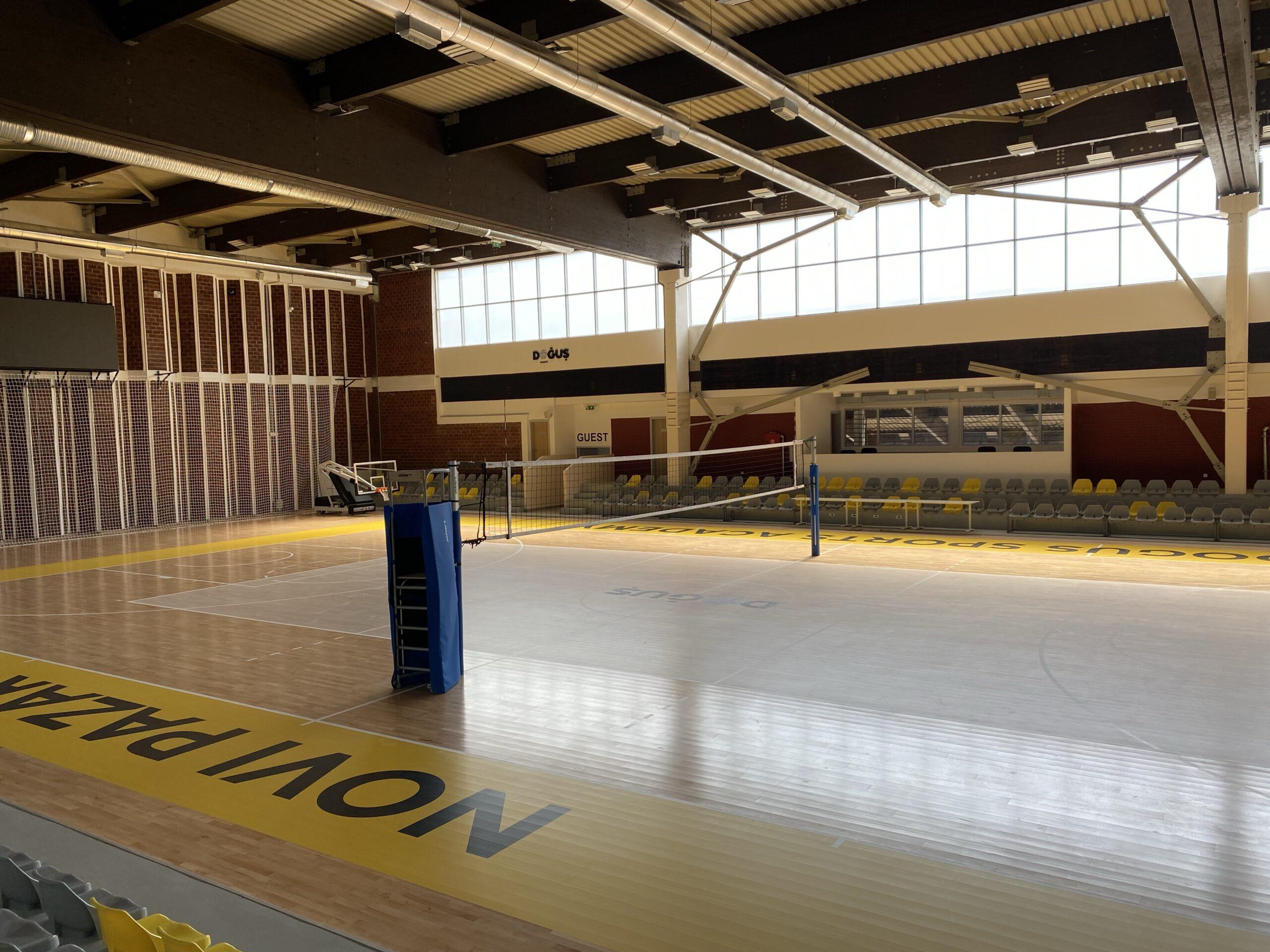 Brojne sportske aktivnosti na otvaranju Dvorane Sportske akademije Douš