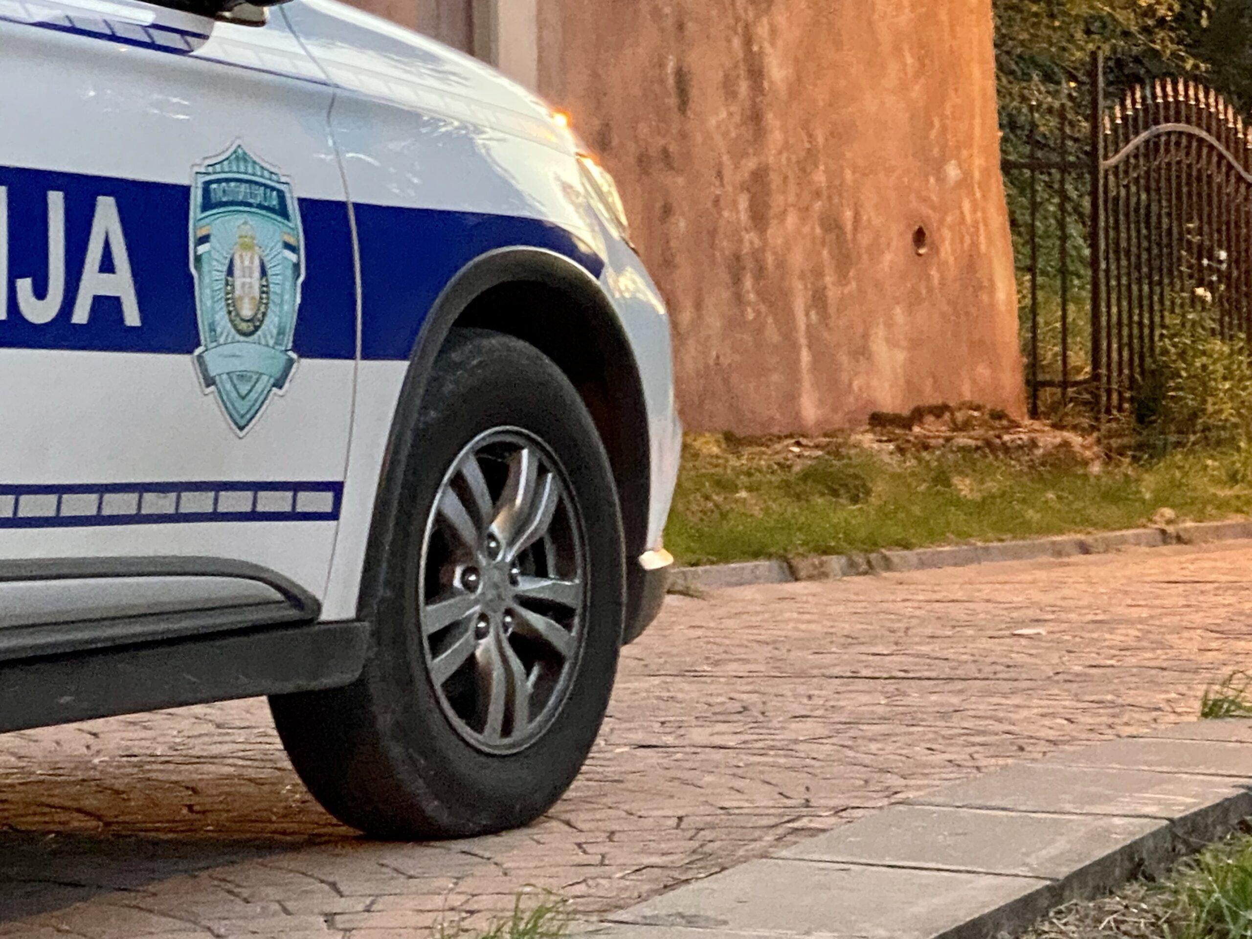 Interventna jedinica novopazarske policije u dve akcije pronašla drogu i oružje (FOTO)